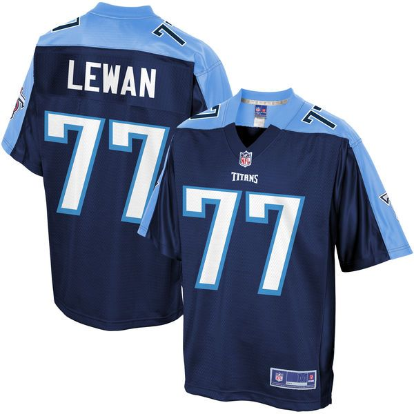 Youth Tennessee Titans Taylor Lewan NFL Pro Line Navy Team Color Jersey -   74.99 1c4ab165f