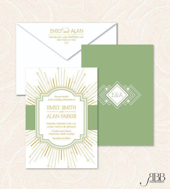 Printable Wedding Invitation Sets: Pin By Syd Stardust On Wedding Ideas