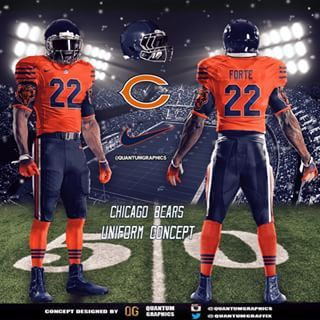 nfl concept uniforms chicago bears - Google Search  3f233bad8