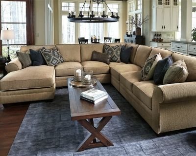 Amandine 5 Piece Sectional Elevates The Art Of Living Comfortably