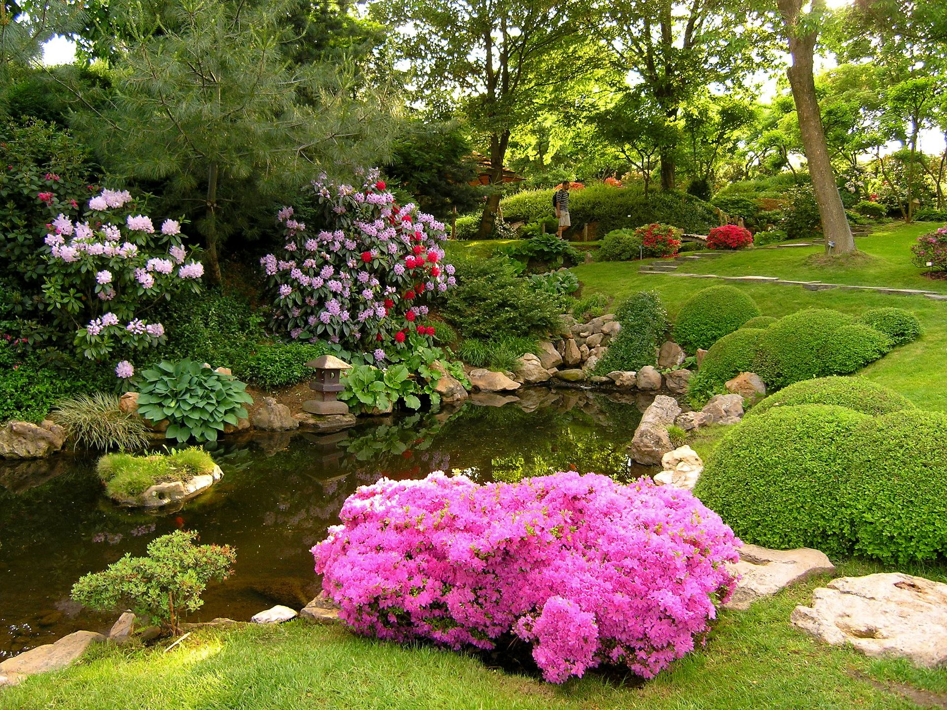 Beautiful natural gardens - Beautiful Gardens Collections Of Natural Beauty Of Garden Houses