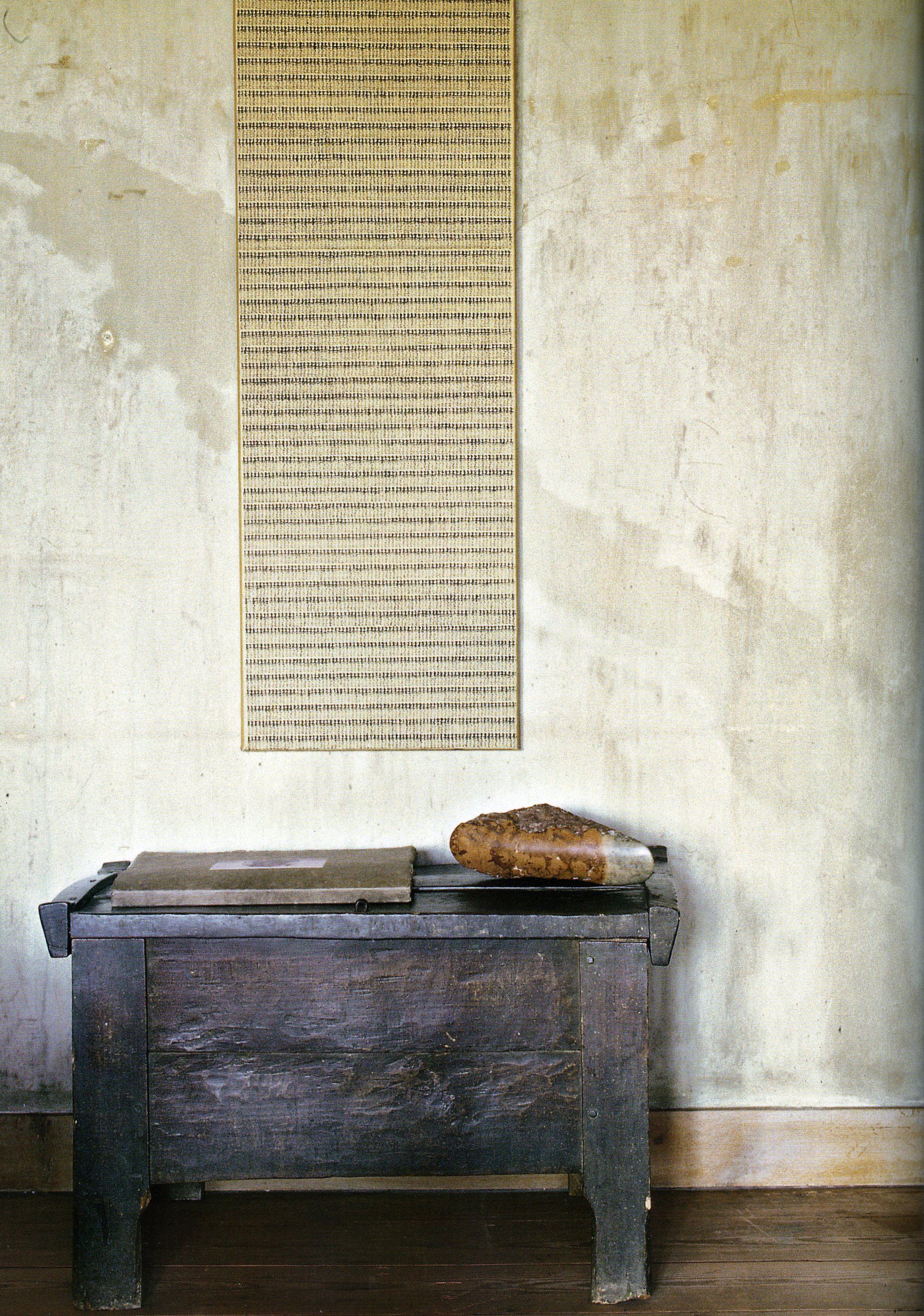 I K I Axel Vervoordt Timeless Interiors | dwell | Pinterest ...