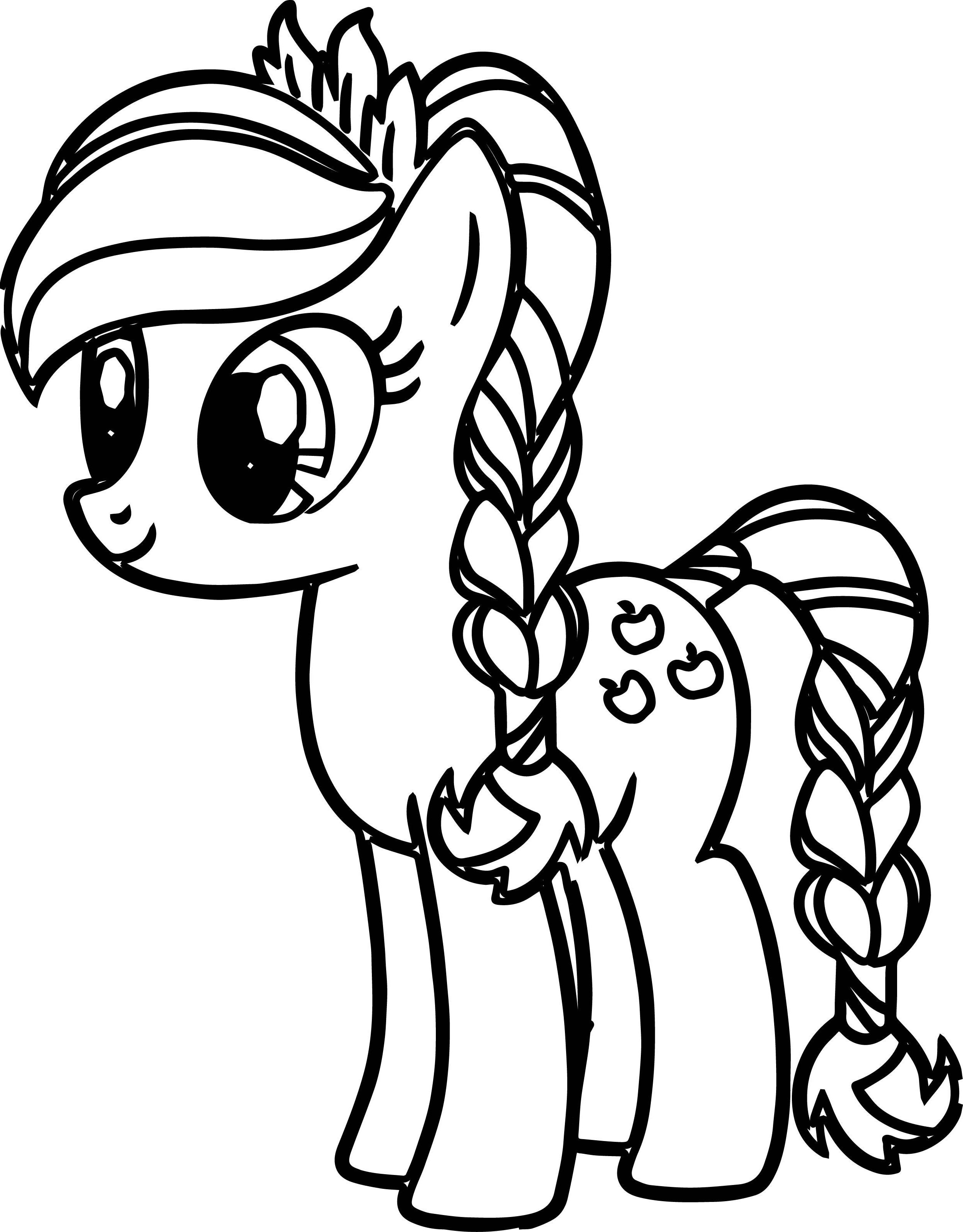 Pony Coloring Books