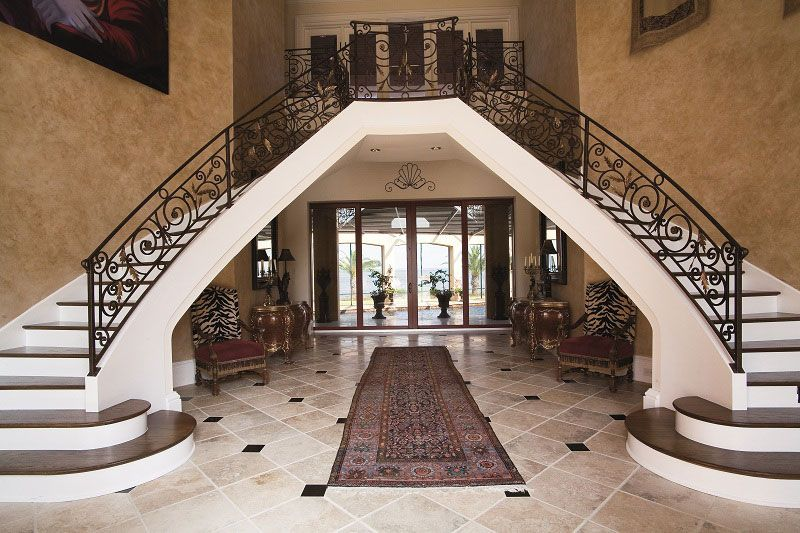 Best Vegas Had The Staircase Repainted And Retreaded And 400 x 300