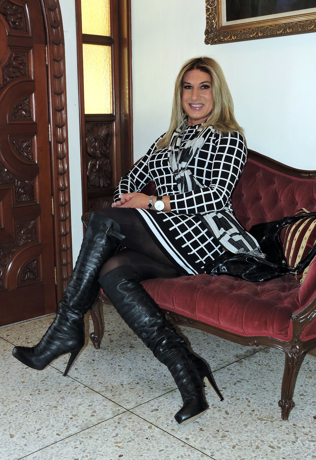 Mature Wives In Boots 41