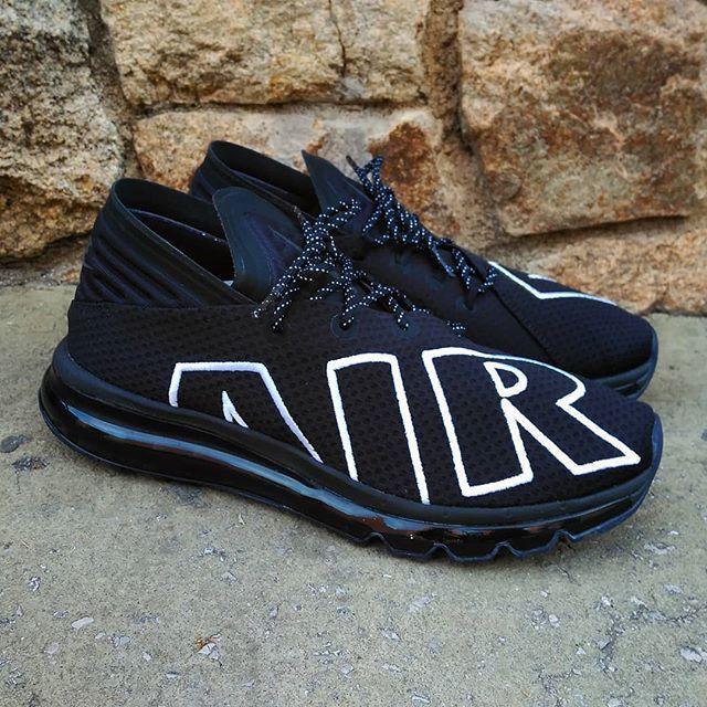 Nike Air Max Flair Black White Size Man - Price  159 (Spain   Portugal 21f3f2646