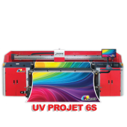 Mesin Digital Printing Hapond UV Projet 6S