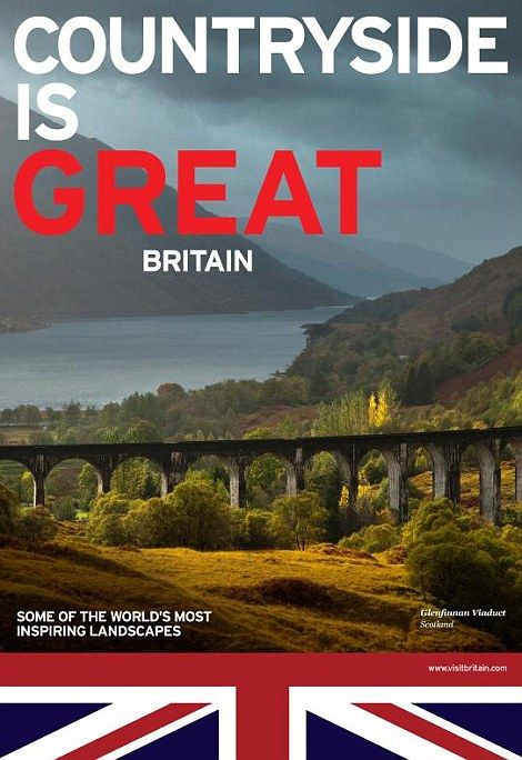 GREAT campaign for VisitBritain promoting Britain ...