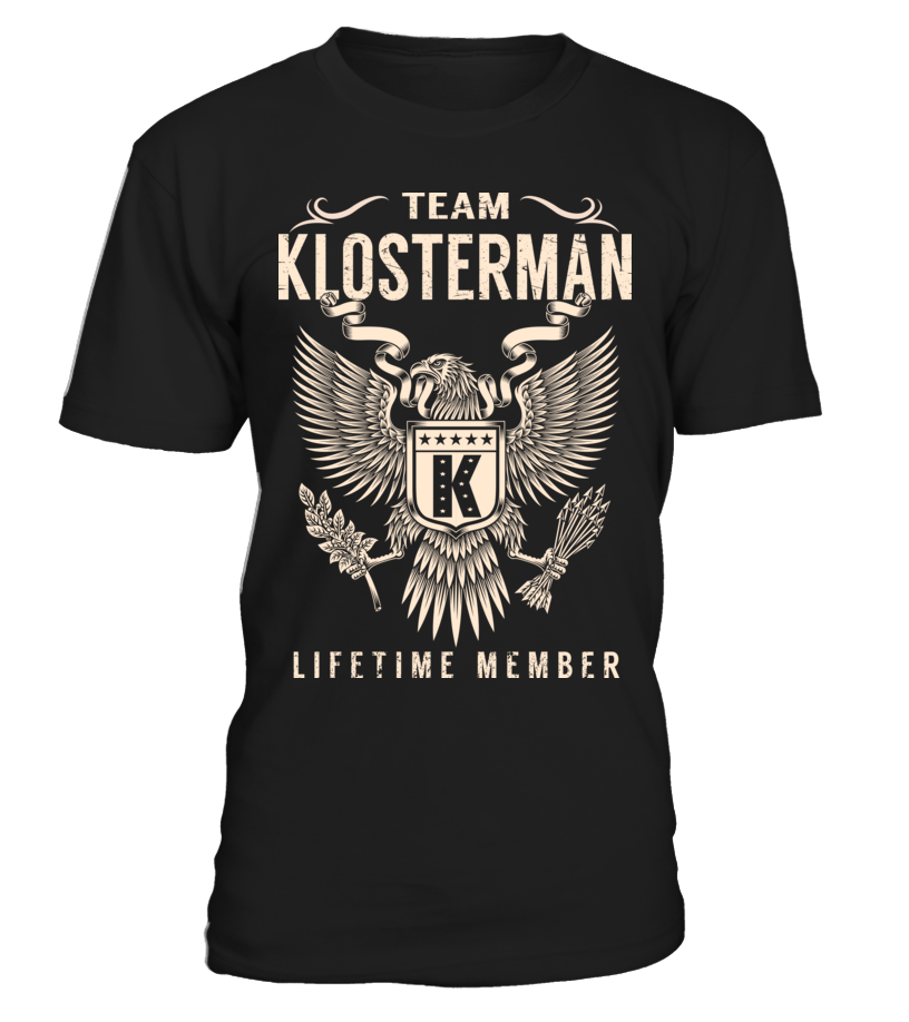 Team KLOSTERMAN - Lifetime Member