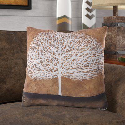 Loon Peak Antigo Throw Pillow Size  16