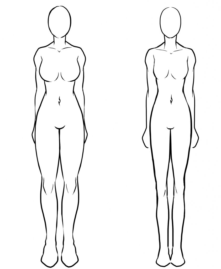 نتيجة بحث الصور عن A Girl Drawing Body With No Clothes With