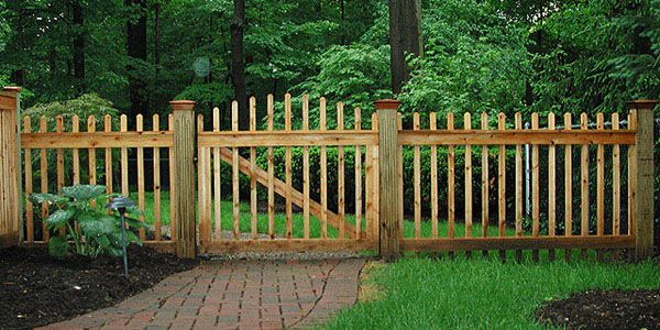 Pin by April Dunlap on Yard Rescue! Pinterest Fences, Fencing