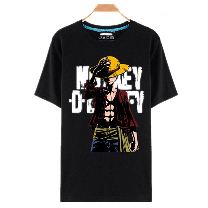 One Piece Luffy Straw Hat Anime O Neck Casual Fashion Men S T Shirt Price 31 00 Free Shipping Worldwide Tag Y Anime Shirt One Piece Shirt Geeky Clothes