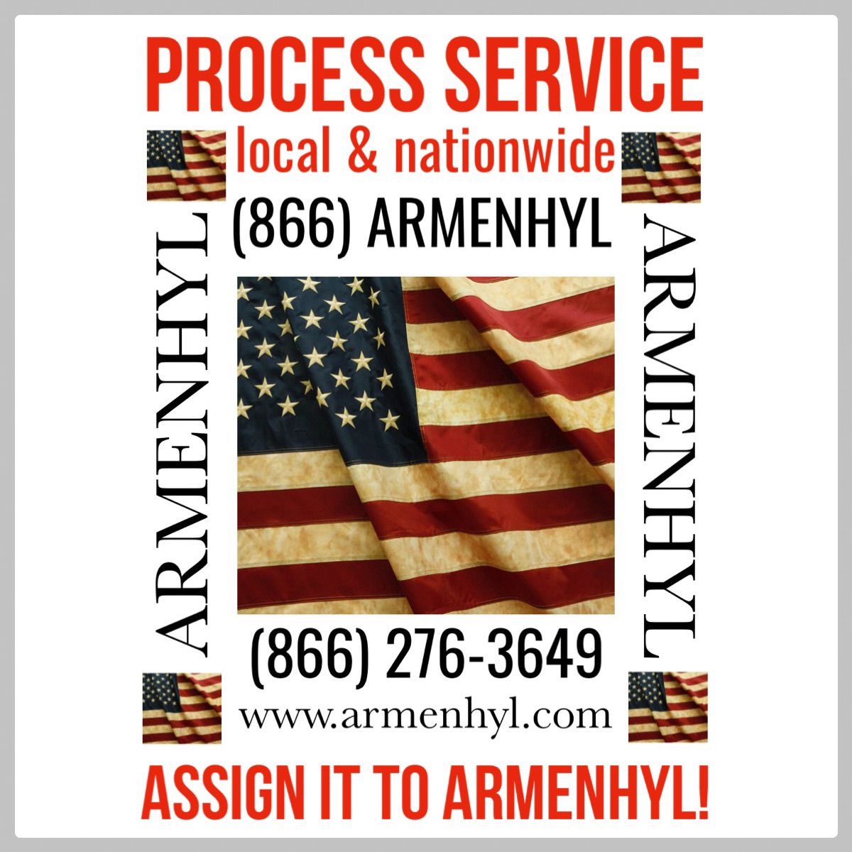 Pin on ARMENHYL Process Servers & Private Investigations