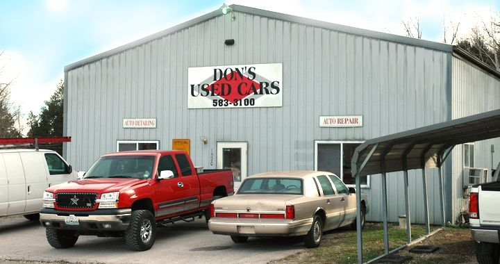 Don's Used Cars and Auto Repair Union MO Auto repair