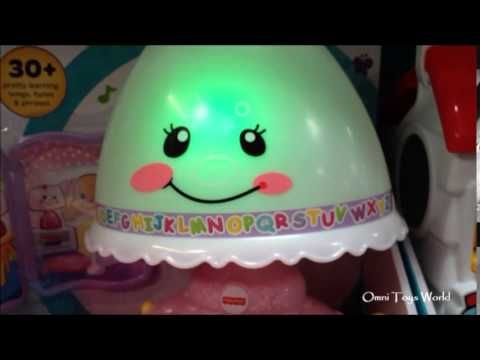 Educational Toys Fisher Price Laugh And Learn My Pretty Learning Lamp
