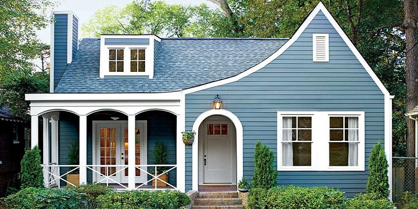 incredible Exterior House Paint Ideas Pictures Part - 7: Best Exterior House Paint Colors 2019