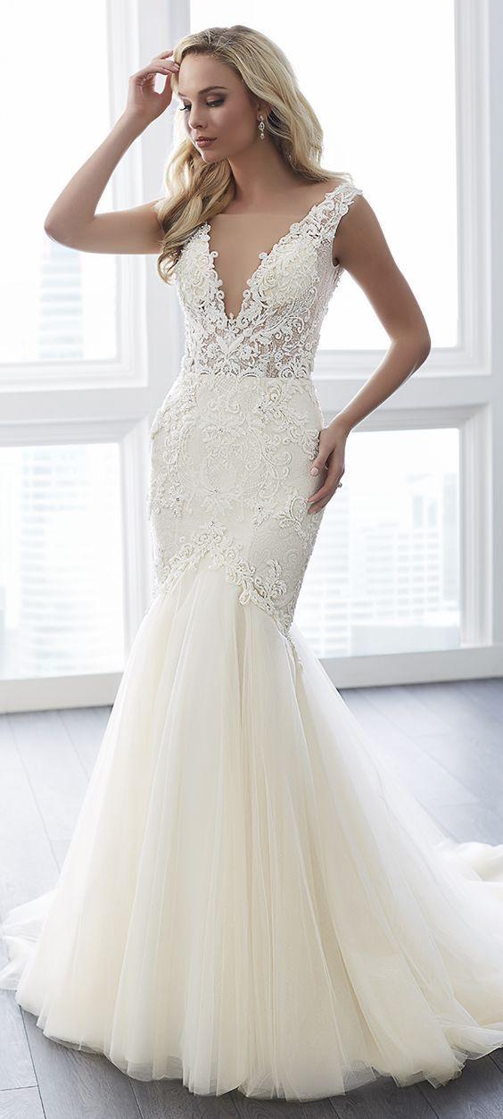 Wedding Dress Inspiration - Christina Wu   Moda nupcial, Vestidos ...