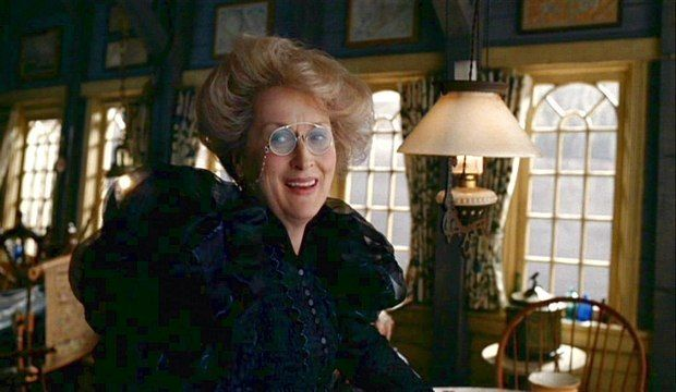 Lemony Snicket's: A Series of Unfortunate Events~ Aunt Josephine