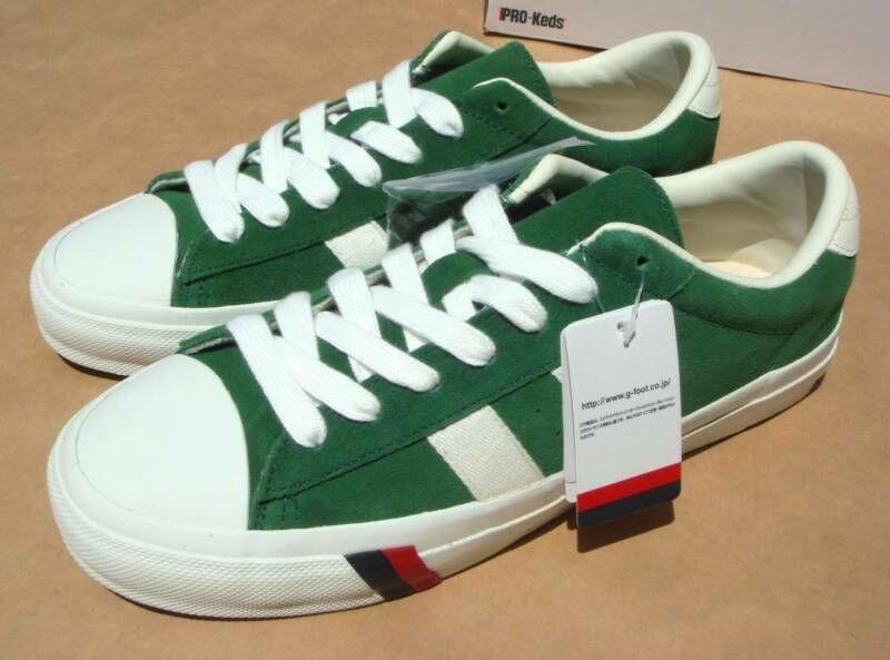 Pro Keds Royal Plus Vintage Green Us9