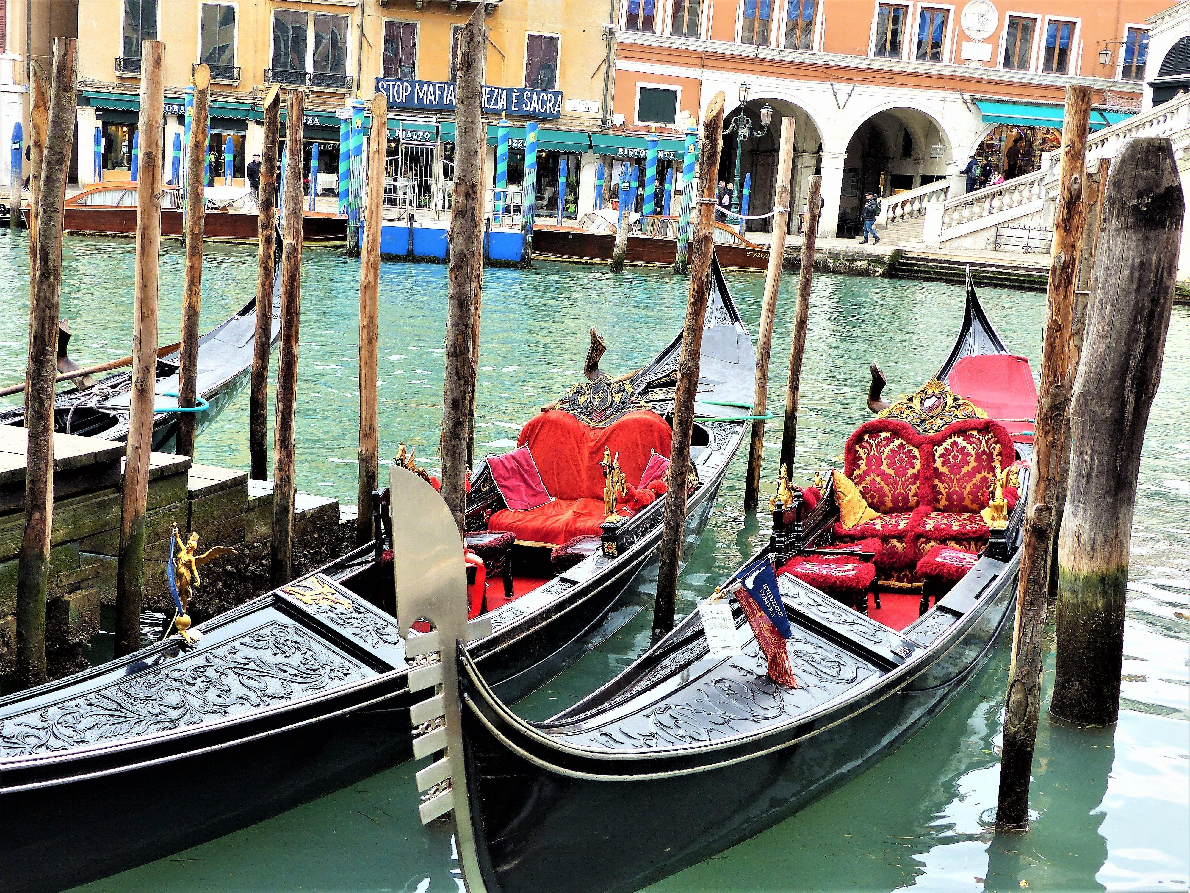 Venise pré du Rialto en 2015