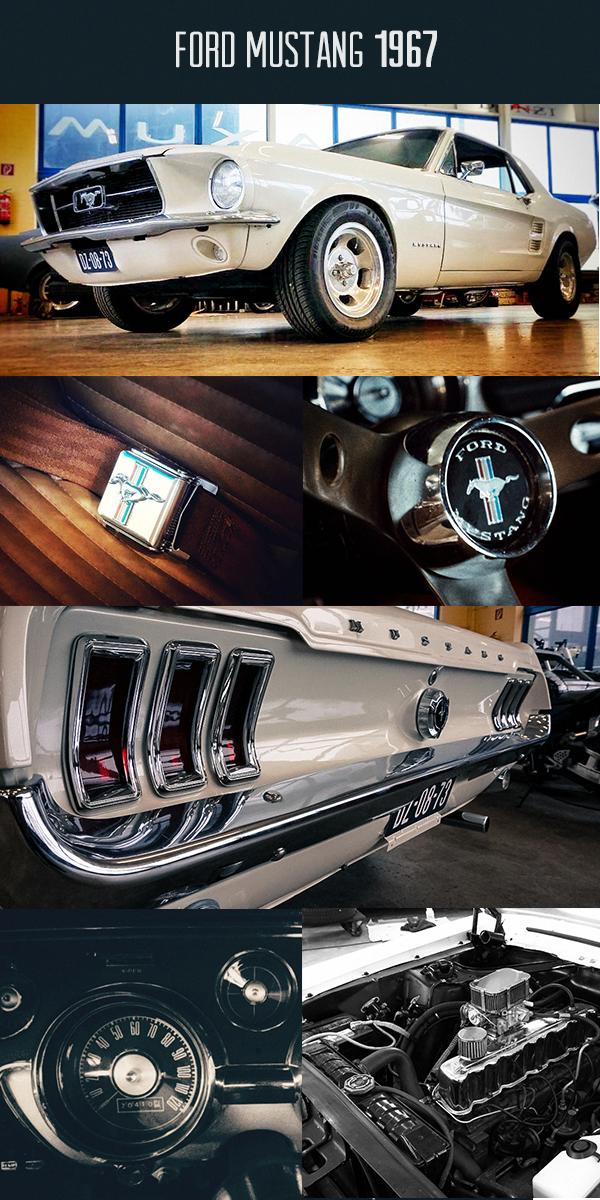 Ford Mustang coupe White huren? trouwauto, dagje toeren! #Fordclassiccars #Musta...