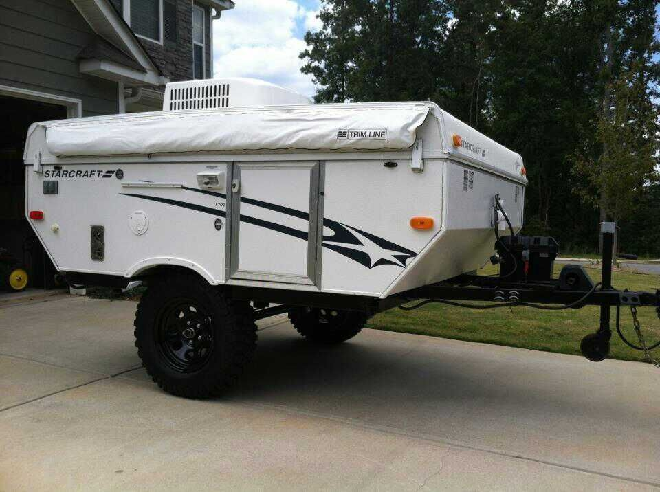 New Guy Looking For A Very Small Pop Up Off Road Camper Off