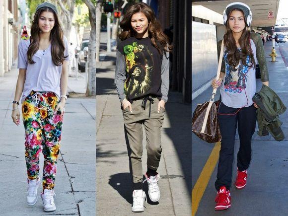 Zendaya Coleman Street Fashion Style Fashion Pinterest Zendaya Coleman Zendaya And Street