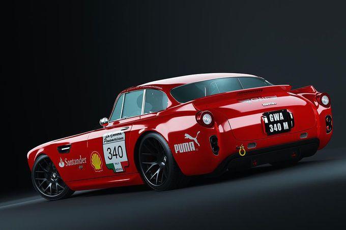 gullwing america | Gullwing America Ferrari 340 M/C