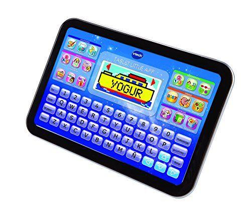 VTech Tablet Little App, pantalla color, multicolor