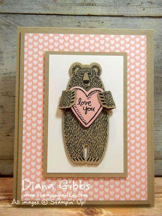 This Weeks Deals ~ Bear Hugs Dies ~ They're Grrrreat!!!!