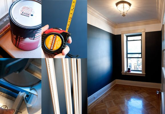 Brooke Is Far Out Limestone on how to paint a room a cozy, dark ...
