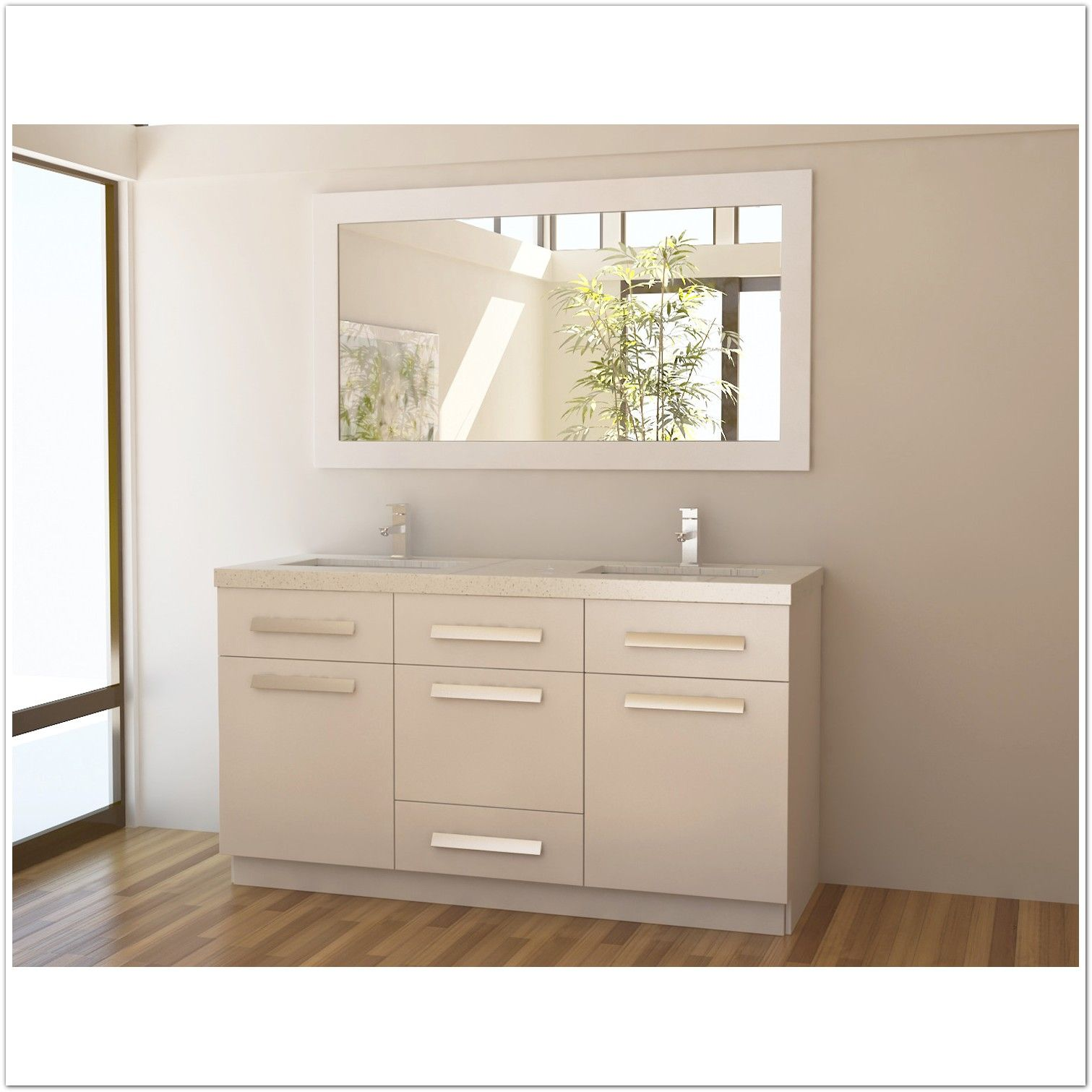 48 Inch Bathroom Vanity Double Sink | Best Reference Furniture ...