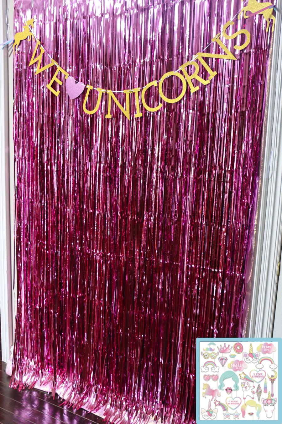 Ideas De Fiesta Unicornio Decoraciones De Fiesta De Unicornio Juegos
