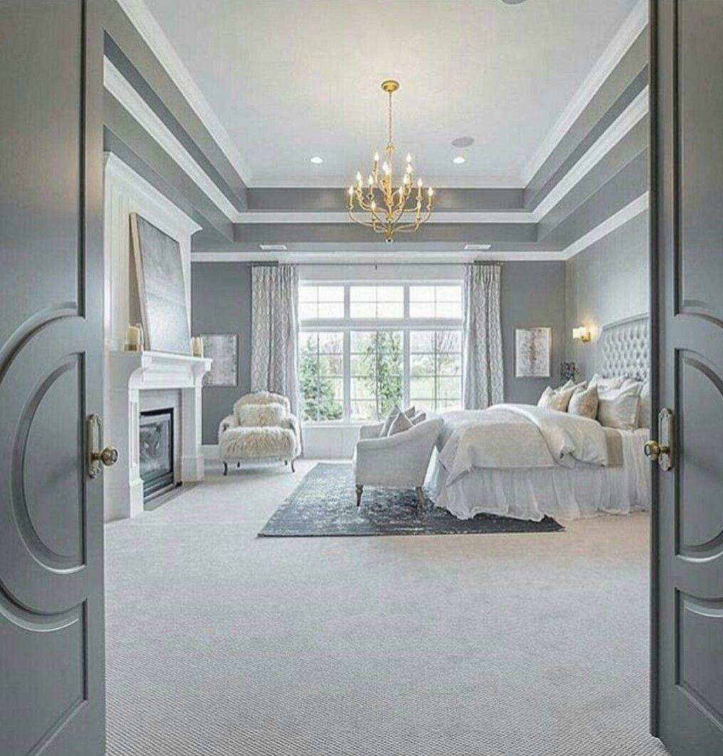 Pin By N On So Beautiful Spaces Luxury Bedroom Master Luxurious Bedrooms Master Bedroom Design