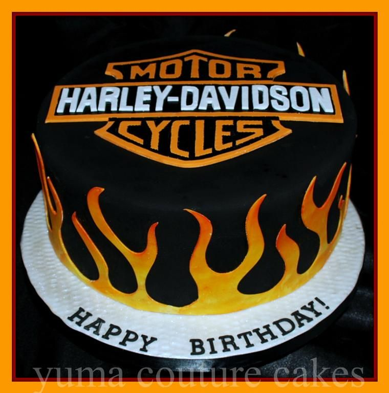 Pin By Kristy Rooney On Harley Favorites Harley Davidson Cake