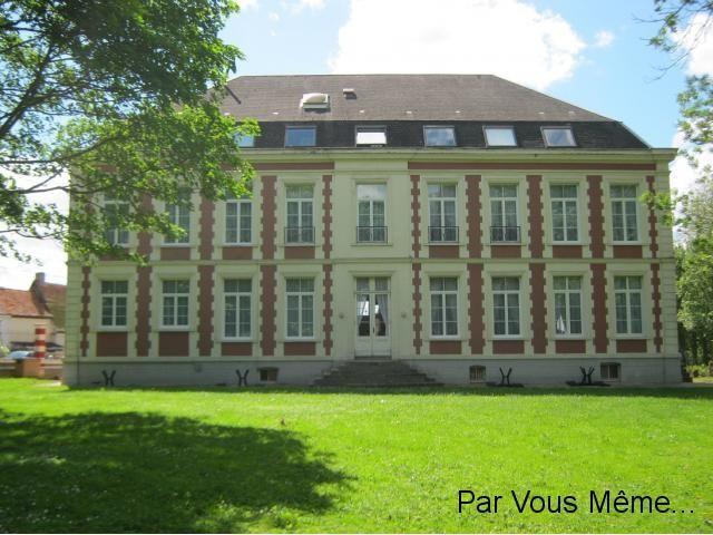 Chateau de Moulin le Comte **** EPIS Aire-sur-la-Lys - Par Vous M - location vacances belgique avec piscine