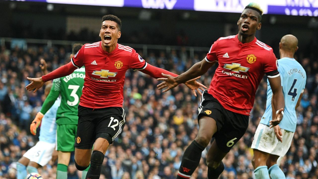 No way Man City are 19 points better than Man United, says