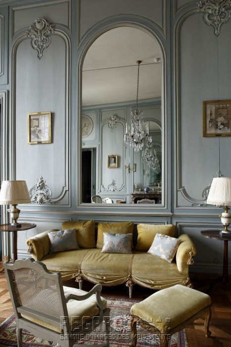 23 Impressive French Living Room Design Ideas Home Decor that I - Different Types Of Interior Design