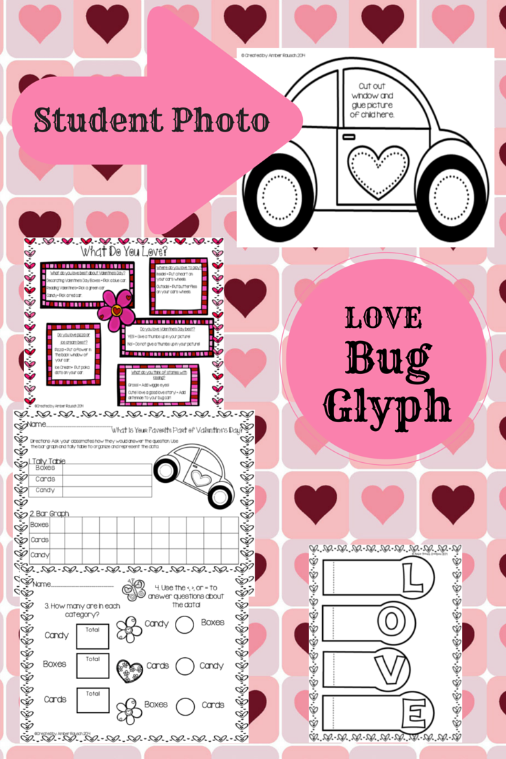 Valentine S Day Craft A Printable Valentine S Day Math Activity