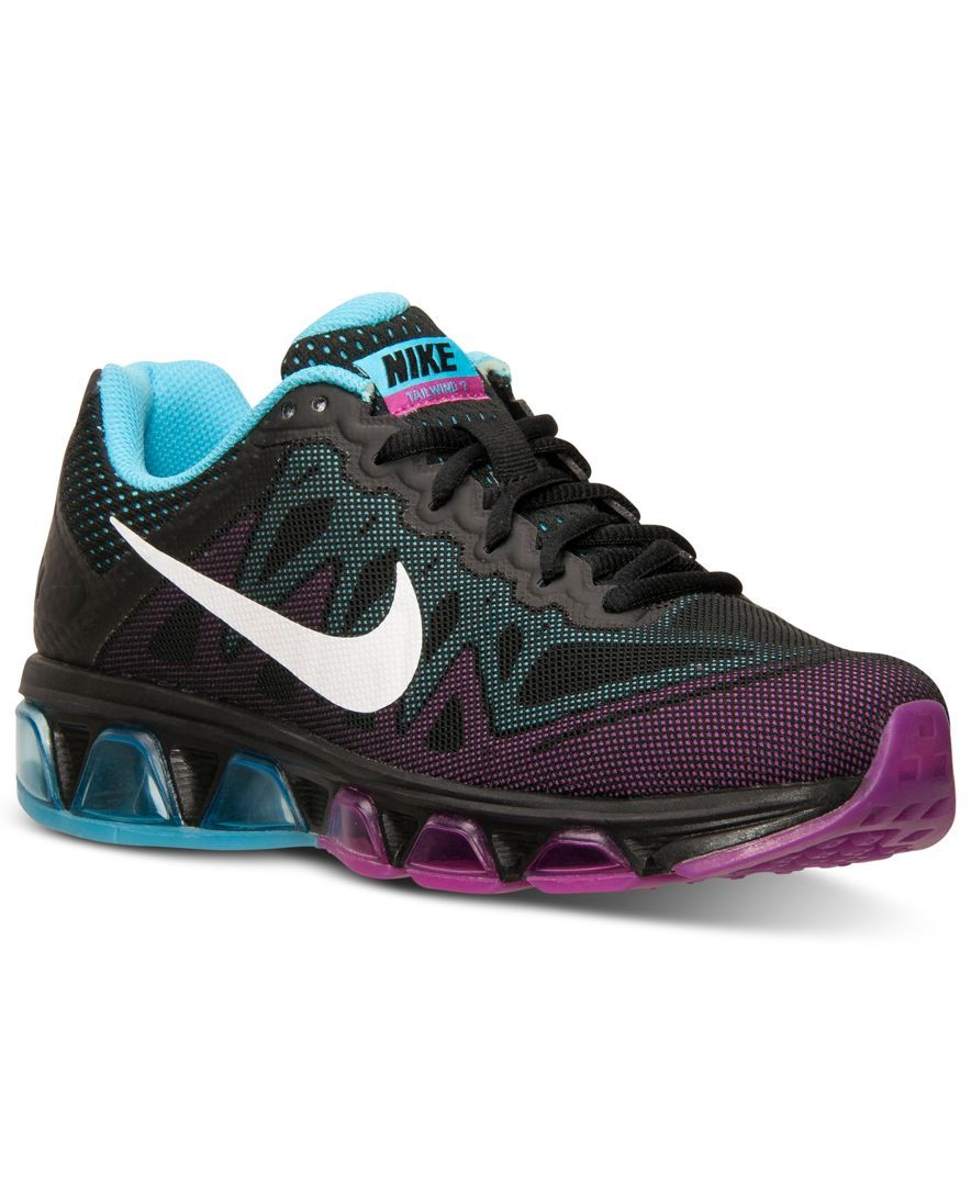 ad3862abb Nike Women s Air Max Tailwind 7 Running Sneakers from Finish Line ...