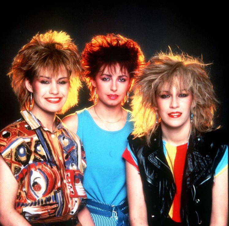 Bananarama Pop Group Girl 80s Music Rock 1980s Culture