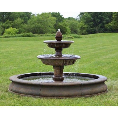 Beaufort Fountain Courtyard Fountains Pinterest Fountain
