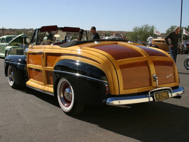 1946 ford sportsman woodie cars trucks motorcycles. Black Bedroom Furniture Sets. Home Design Ideas