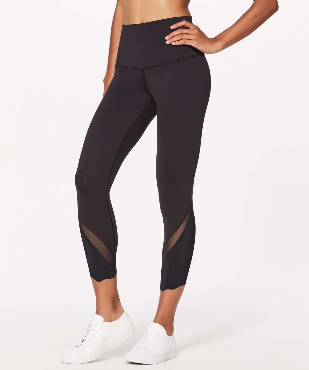 d3fb48e615 Women s technical athletic gear made to work up a sweat in. black wunder  under crop 23