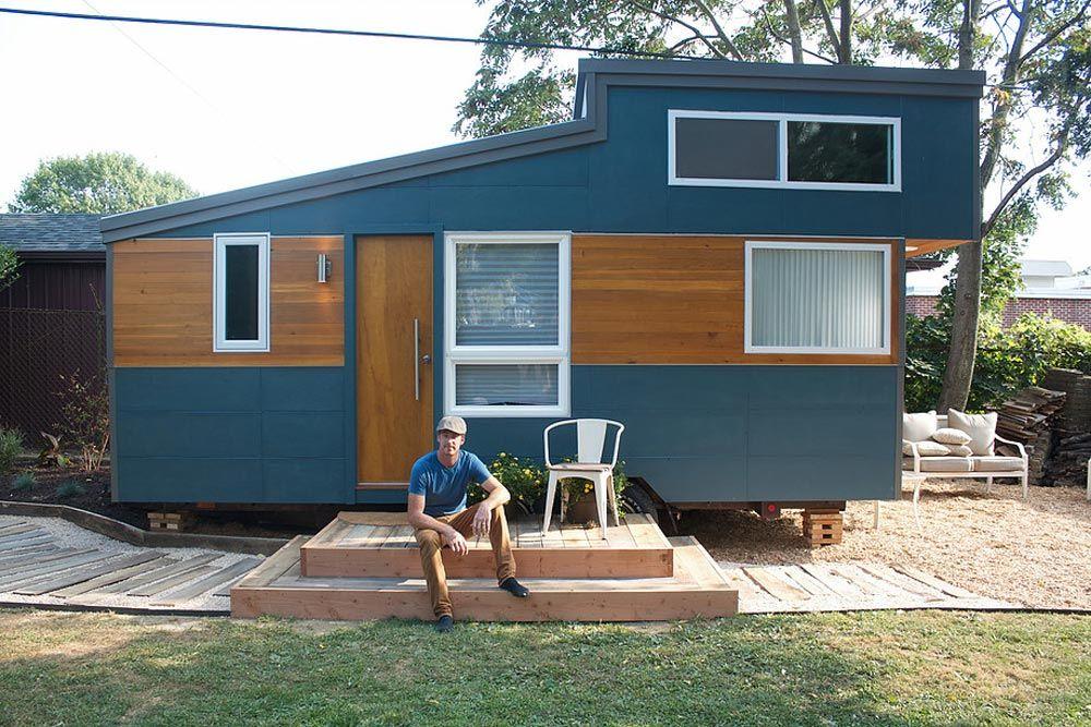 Alpha By Liberation Tiny Homes Tiny House Rentals