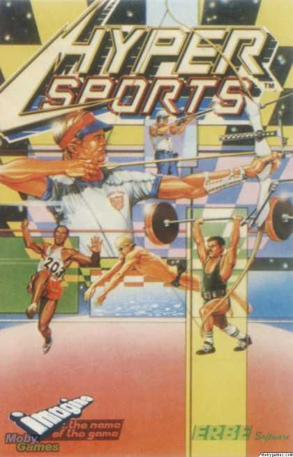 Track and field! Speccy
