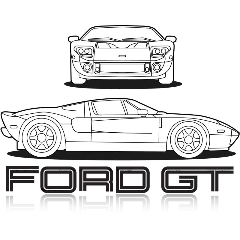 Ford Gt Logo Google Search