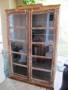 The Display Cabinet I Thought I Wanted For My Kitchen A Craigslist