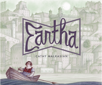 (W.W. Norton) Cathy Malkasian's EARTHA is an expansive tale of pastoral life, city corruption, greed, and addictions, and reverberates with questions plaguing us today, such as the alienating effects of hyper-connectivity and the self-destructive obsession with novelty.